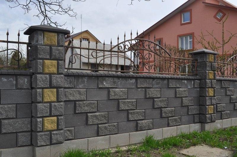Как построить забор из француза своими руками 72