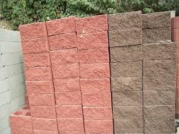 Пескоблоки применяемые для строительства ограждений