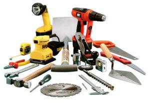 Необходимый для строительства инструмент