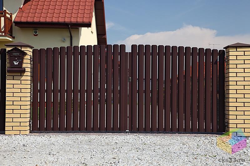 Забор 60