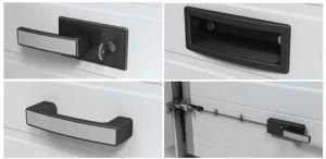Тонкости выбора и установки замка для секционных ворот