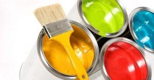 Выбор цветов краски