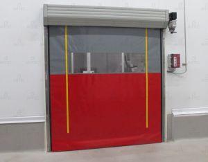 Устройство скоростных ворот и область их применения