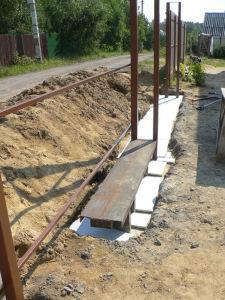 Полезные сведения о конструкции откатных ворот