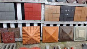 Разновидности бетонных колпаков для опор ограждений