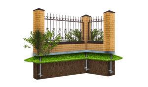 Долговечное сооружение на металлическом свайном фундаменте