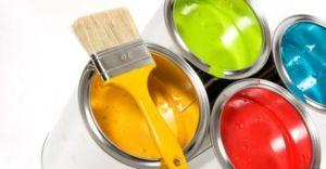 Выбор краски и правила покраски металлических ворот