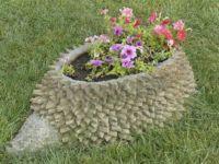 Декоративные заборы для цветников: как сделать клумбу