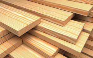 Основной показатель долговечности ограждений - выбор древесины