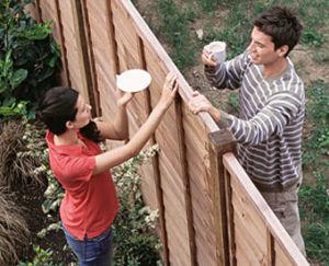 О параметрах ограждения между участками можно договориться с соседствующей стороной