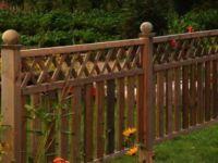 Забор из досок своими руками для дачи: как правильно строить плетенку и красивую решетку