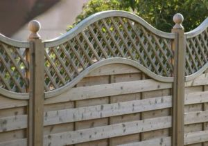 Рекомендуемые конструкции ограждений для частного дома между соседями