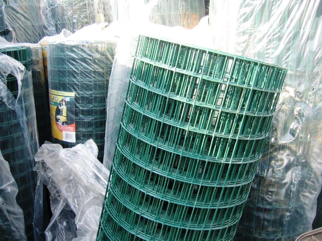 Советы практичным хозяевам по применению сварной сетки для калитки