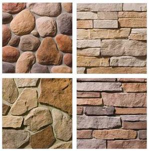 Применение натурального камня для облицовки