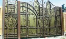 Что значит вороты въездные разнообразные: принцип работы, формы и размеры