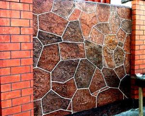 Kak oblicevat zabory 300x240 - Чем можно облицовывать забор и как это сделать на примере камня