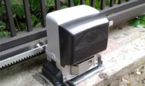 Автоматика для откатных ворот: механизм и пульт управления